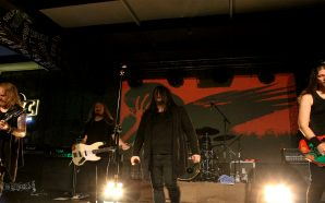 Katatonia, The Ocean, Aflmsmp- concert review