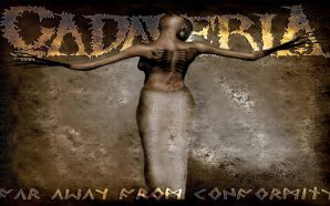 Cadaveria: brand new edition of Far Away From Conformity album