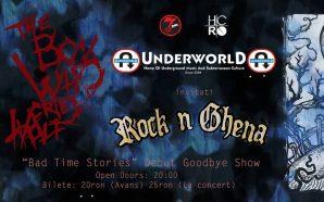 The Boy Who Cried Wolf / Rock n Ghena