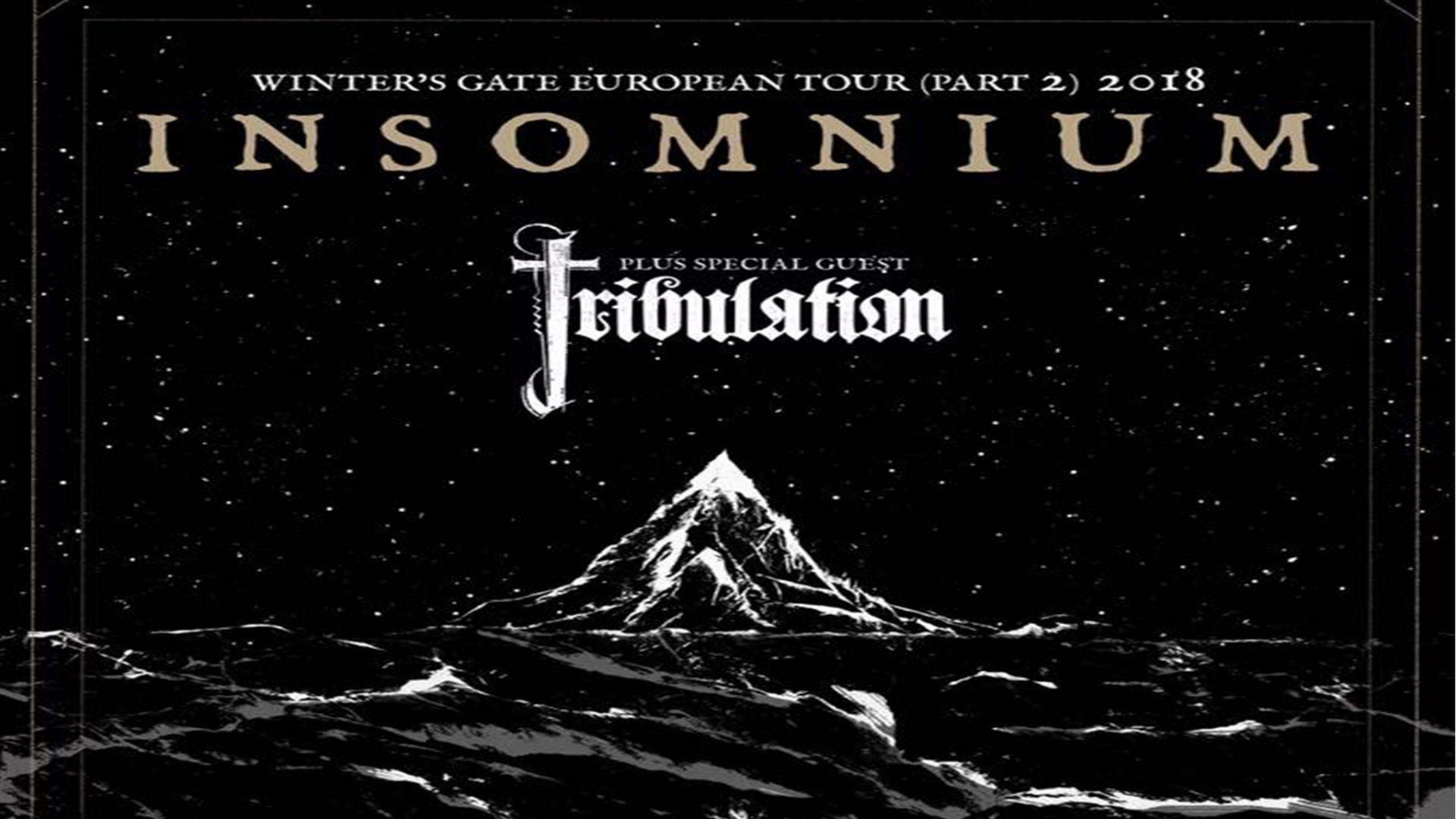Insomnium and Tribulation in Quantic: Access program and rules