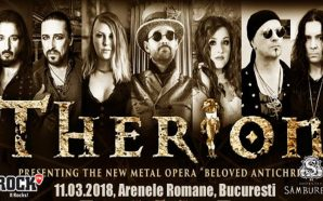 Update: Therion, Imperial Age, Null Positiv, The Devil / Bucharest