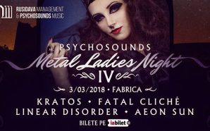 Psychosounds: Metal Ladies Night IV