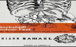 Rockstadt Indoor Festival 5-7 April