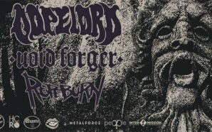 7inc presents: Dopelord / Void Forger / Ropeburn