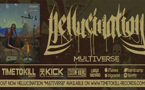 Hellucination are releasing the second album
