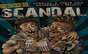 SCANDAL – ANNIVERSARY CONCERT @Quantic/Bucharest