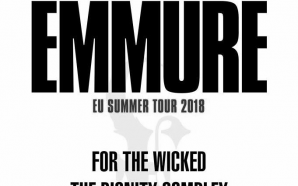 Emmure, For the Wicked, The Dignity Complex & First Division…
