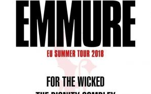 Emmure: first show in Bucharest