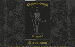 Corpsehammer – New EP
