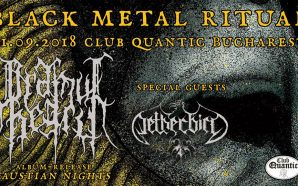 Ordinul Negru release party-guest Netherbird