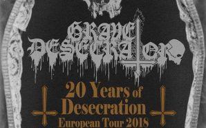 Grave Desecrator live in B52