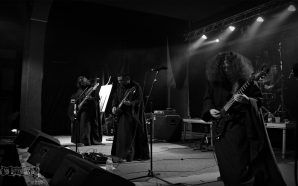 Ordinul Negru -album release. Guests: Sincarnate & Vathos
