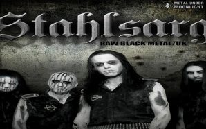 Stahlsarg : British black metal on the stage of Yellow…