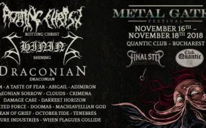 Metal Gates Festival 2018- sold out edition: short review