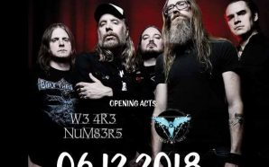 At the Gates, W3 4R3 NUM83R5 and TWIST OF FATE…