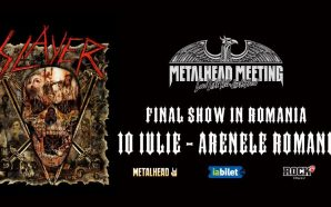 Slayer – FINAL Show at Metalhead Meeting 2019