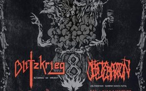 Obliteration, Deathhammer and Cadaveric Incubator at Old Grave Fest 2019!