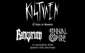 Kistvaen, Eternal Fire, Rancorum / Club Quantic
