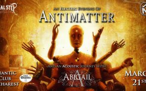 Antimatter and Abigail live in Quantic Club