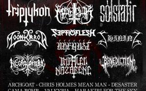 Festival review: Eindhoven Metal Meeting 2018 Effenaar NL