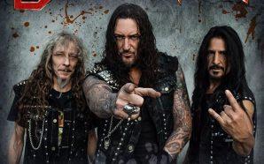 Nekhrah – first support band for Destruction