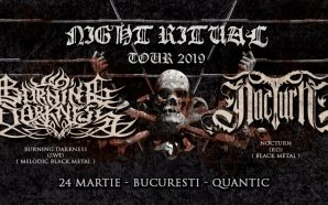 Night Ritual Tour 2019 – Burning Darkness / NocturN /…