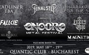 Final Step Productions brings you Encore Metal Festival!