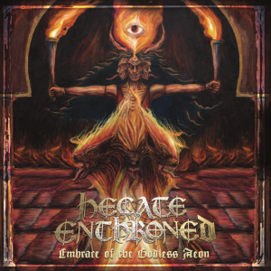 HECATE ENTHRONED Premieres Video For Collaboration With