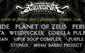 SoundArt Festival 2019 edition @Quantic