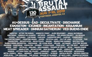 Brutal Assault presents one of the strongest line-up of all…