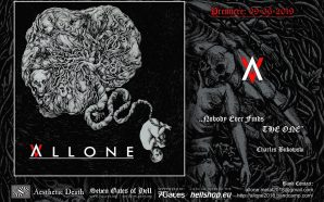"Allone release their second full length titled ""Allone…"""