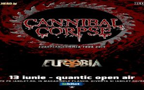 Cannibal Corpse at Quantic Open Air – Access Program