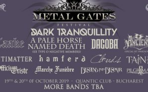 Four new confirmations for Metal Gates 2019