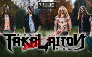TakaLaiton gig in Bucharest
