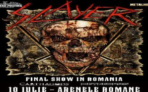 Slayer at Arenele Romane