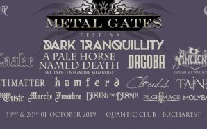 Metal Gates Festival 2019 -Final line-up