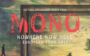 Nowhere Now Here tour- Mono (Japan) live in Rockstadt