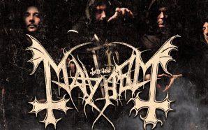 The True MAYHEM [Black Metal] [Norway] confirmed at Rockstadt Extreme…