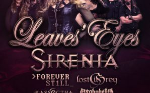 Leaves' Eyes & Sirenia-two shows in Romania