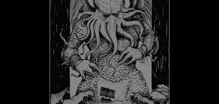 Church of Cthulhu The Dark Master