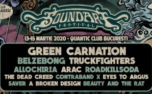 SÂVER (NO) & RoadkillSoda (RO) confirmed for SoundArt Festival 2020!