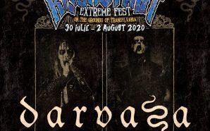 DARVAZA [Black Metal] [Italy] for Rockstadt Extreme Fest 2020