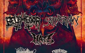 Carnosus and Shadowmass to join forces with Suffocation, Belphegor and…
