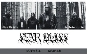 Sear Bliss // Downfall // Kroppen show review