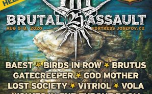 New names for Brutal Assault 25!