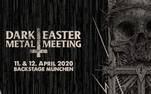 DARK EASTER METAL MEETING –2020 running order