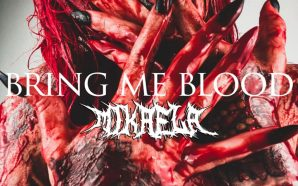 MIKAELA (ex-Martyrium) just released the first single 'Bring Me Blood'