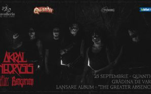 Akral Necrosis in Quantic Club – Concert Schedule
