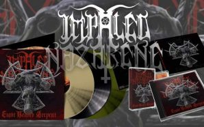 "IMPALED NAZARENE – ""Eight Headed Serpent"""