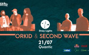 Orkid + Second Wave – Stray Night #12 @Quantic